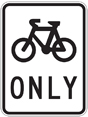 Bicycle only - see page text for details